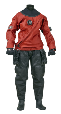 ursuit heavy light lady torrdräkt dry suit