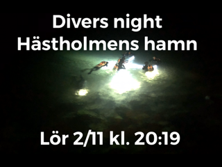 Divers Night 2019