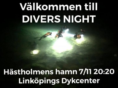 Divers Night 2020